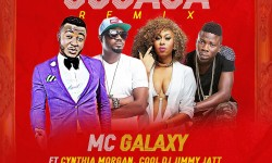 MC Galaxy ft Stonebwoy ,Cynthia Morgan ,Dj Jimmy Jatt – Go Gaga Remix