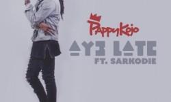 Pappy Kojo – Ay3 Late (Prod. BreezyBeats)