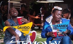 MUSIC : DAVIDO FT OLAMIDE – THE MONEY .HQ