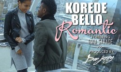 MUSIC : KOREDE BELLO FT. TIWA SAVAGE – ROMANTIC (Prod. Don Jazzy)