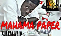MUSIC : SHATTA WALE – MAHAMA PAPER (Prod. Shatta Wale) Mp3