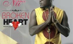 Nii Funny X Spanky -Yooko e breaki mi Broken Heart (Prod. By Spanky)
