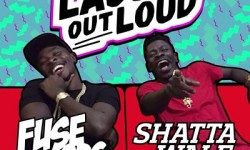 Fuse ODG Ft. Shatta Wale – Laugh Out Loud (Prod. By KillBeatz)