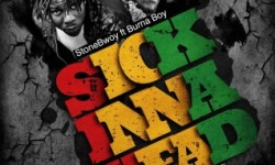 Stonebwoy ft Burnaboy – Sick Inna Head (Prod. Masta Garzy)