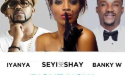 Exclusive : Seyi Shay – Right Now Remix ft Banky W & Iyanya .HQ