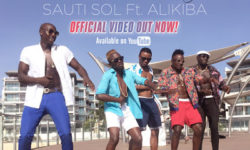 Sauti Sol ft Alikiba -Unconditional Bae