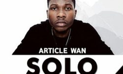 Article Wan- Solo (Prod by Article Wan) HQ