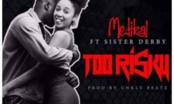 Medikal – Too Risky ft Sister Debby (Prod By UnkleBeatz) HQ