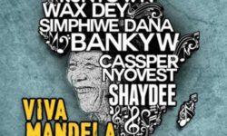 Cassper Nyovest, RunTown, Banky W, Shaydee, Wax Dey & Simphiwe Dana