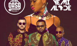 MI CASA X YEMI ALADE-GET THROUGH THIS (Prod. by Maleek berry)