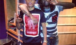 Wizkid – Drop ft Wale  CDQ
