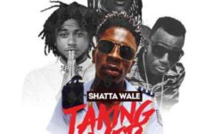 SHATTA-WALE- X-JOINT x 77ADDI x SELF CAPTAN -TAKING OVER (PROD.-BY-WILLISBEATZ)