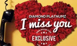 "Tanzania Alert : Diamond Platnumz – I Miss You"" (Prod. by Tudd Thomas )CDQ"