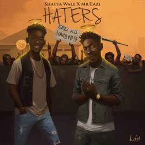 Haters-Artwork