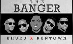 Runtown – The Banger ft. Uhuru CDQ