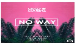 MUSIC ALERT : Crazy Cousinz , Yxng Bane, Mr Eazi & Lily Mckenzie – No Way (CDQ)