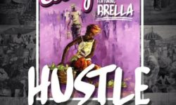 Ebony – Hustle ft. Brella (Prod. by Danny-Beatz) CDQ