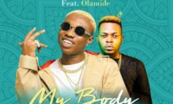 MUSIC : Zlatan – My Body ft. Olamide (Prod by B. Banks)