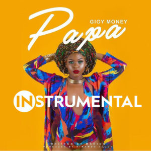Papa-COVER-Instrumental