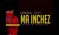 GABON ALERT : General Ozzy – Ma Inchez (Prod. by Mzenga man)