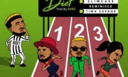 NAIJA ALERT : Dj Enimoney FT Tiwa Savage x Reminisce x Slimcase – Diet (Prod. by Sarz) CDQ
