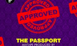 AFRICA ALERT : DJ MAXTA PRIME – PASSPORT MIXTAPE (PROD. BY MAXTA PRIME) CDQ