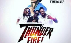 GHANA ALERT : Shatta Wale ft. SM Militants – Thunder Fire (Prod. Beat Boy) CDQ
