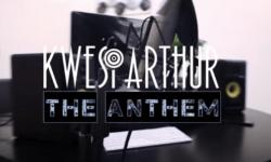 GHANA ALERT : Kwesi Arthur – Anthem (Mixed-by-Jayfyn) CDQ