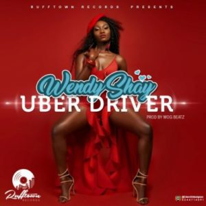 Wendy-shay_UBER-DRIVER_Cover-Art-by-@Cdarchidesignez_2018-400x400