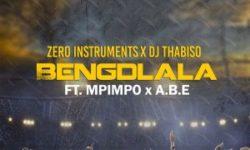 GQOM ALERT : Zero Instruments & DJ Thabiso – Bengdlala (feat. Mpimpo & A.B.E) CDQ