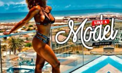 GHANA ALERT : D Cryme – Like A Model (Pod By St Louis, Mixed By Garzy) CDQ