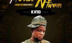 GHANA ALERT : Kino – Mbaa No Ntwem (Prod By ParisBeatz) CDQ