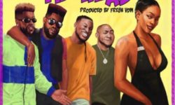 NAIJA ALERT : 2Sec ft. Davido x Peruzzi -– My Head (Prod By Fresh VDN)CDQ