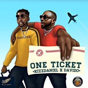Kizz-Daniel-One-Ticket-ft.-Davido-ART