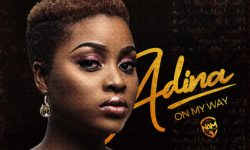 Ghana Alert : Adina-On My Way (Prod.-by-WillisBeatz) CDQ