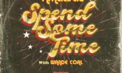 AFRO HOUSE ALERT : Amaarae ft Wande Coal – Spend Some Time HQ