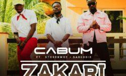 GHANA ALERT ; Cabum – Zakari [feat Stonebwoy & Sarkodie]  HQ