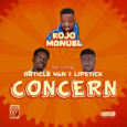 "Kojo Manuel dishes out the second song off his forth coming tape (Manny Yo Tape) ""Concern"" featuring Afro Pop sensation Article Wan, and Lipstick. The music video for Concern will […]"
